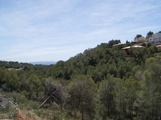 Residential plot with building license in Costa d´en Blanes