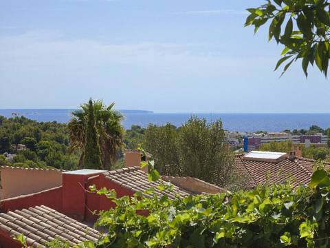 SWOCDB4235 Mallorca villa with panoramic sea views in Costa den Blanes for sale