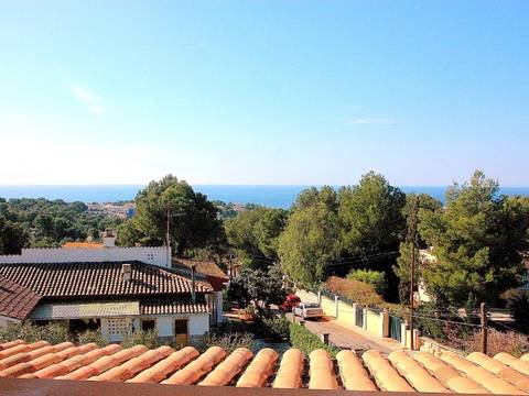 SWOCDB4302 Beautiful villa for sale in Costa d´en Blanes with amazing sea views