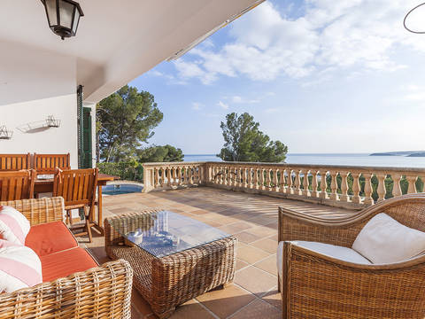 SWOCDB4428 Remarkable property for sale in Costa den Blanes with sea views