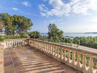 Remarkable property for sale in Costa den Blanes with sea views