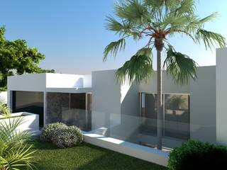 Modern villa for sale in Costa d´en Blanes with a unique view