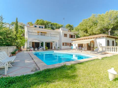 SWOCDB4563 Villa for sale in Costa den Blanes with a unique open terrace of approximately 250m2