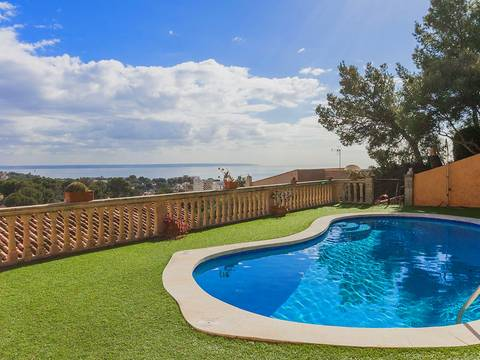 SWOCDB4568 Villa for sale in Costa den Blanes enjoying fantastic sea views