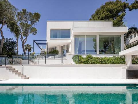 SWOCDB4639 New villaproject for sale in Costa den Blanes with panoramic views