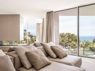 New villaproject for sale in Costa den Blanes with panoramic views