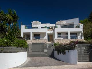 Outstanding villa with views over Puerto Portals and Palma Nova