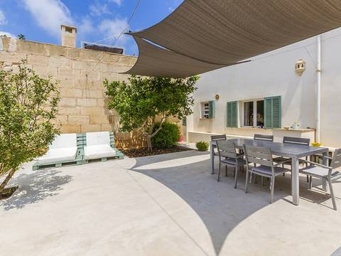 SWOCSJ2170ETV Renovated Fishermans house with tourist license in Colonia de Sant Jordi