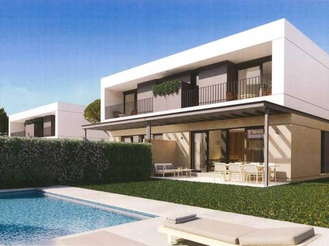 SWOLLU2216 Spacious and modern townhouses with avant-garde energy efficiency near Llucmajor