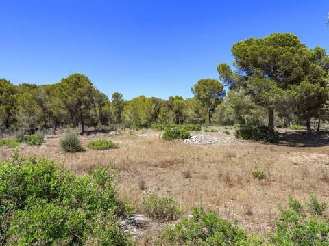 SWONSP0173 Plot with stunning views in Santa Ponsa