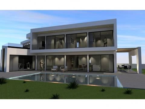 SWONSP0221 South-facing building plot close to Golf course in Santa Ponsa