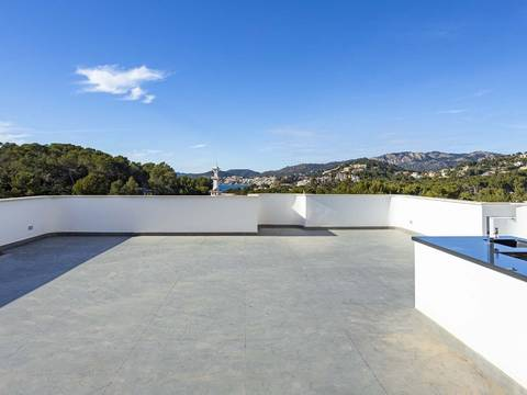 SWONSP10142 Exclusive penthouse apartment with a spacious roof terrace in Costa de la Calma