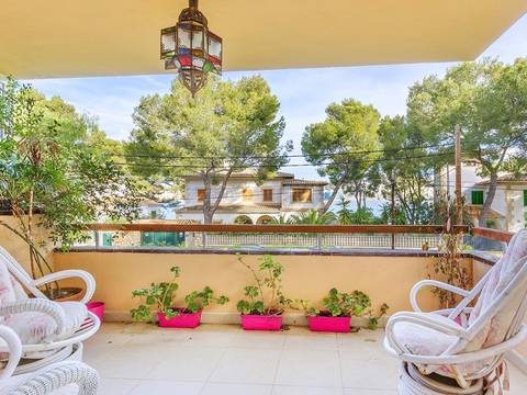 SWONSP1683 Garden apartment just minutes from the beach in Santa Ponsa