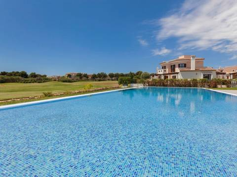SWONSP2067 Brand new, village-style development with townhouses in Santa Ponsa next to the Golf