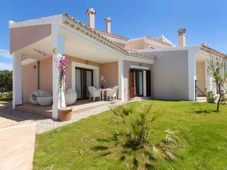 Brand new, village-style development with townhouses in Santa Ponsa next to the Golf