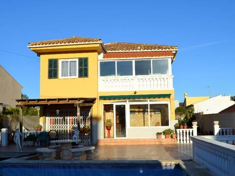 SWONSP4268 Villa in El Toro for sale close to the luxury Marina of Port Adriano