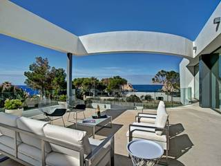 Wonderful modern villa with awesome views in Santa Ponsa