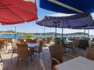 Restaurant for sale in Santa Ponsa with stunning views over the bay of Santa Ponsa