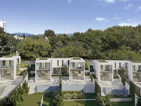 SWOPAL0166BPO Plot with greenery and sea view in Palma