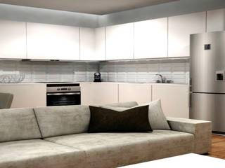 Stylish penthouse with top quality finishing in Palma