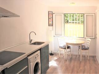Renovated studio apartment with shared roof top terrace in Palma