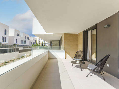 SWOPAL10090 Spectacular apartment a few minutes from the Golf of Son Quint in Palma