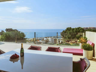 Spacious ground floor apartment close to the beach in Sant Agustín, Palma