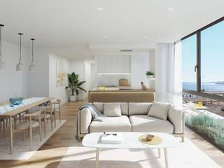 Apartment in a fully refurbished building near the Palma Conference Centre
