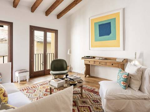 SWOPAL10171 Chic 1 bedroom apartment with lift access in the centre of Palma