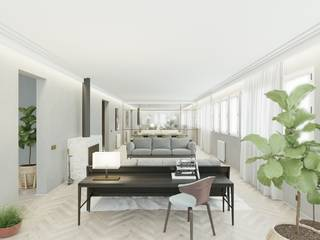 Fully refurbished duplex with large terrace in the centre of Palma