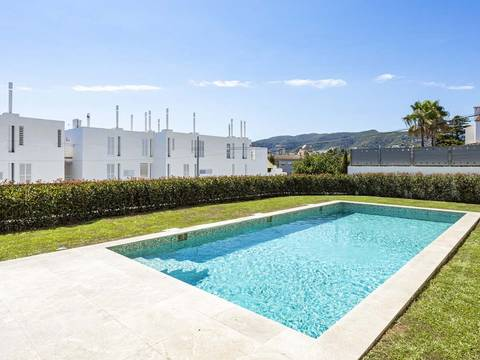 SWOPAL10206 Brand new apartment with community pool in Bonanova, Palma