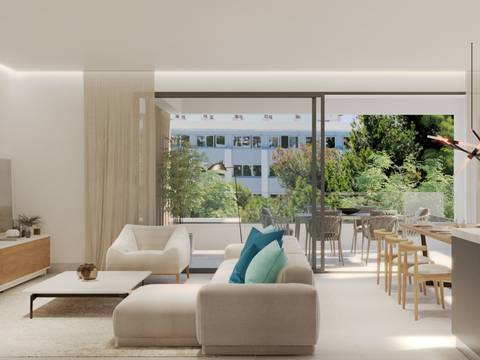 SWOPAL10220C Modern luxury apartment, just moments from the sea in Palma