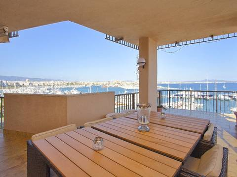 SWOPAL1233 Mallorca:apartment situated in the heart of Paseo Marítimo for sale