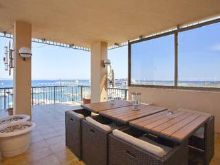Mallorca:apartment situated in the heart of Paseo Marítimo for sale