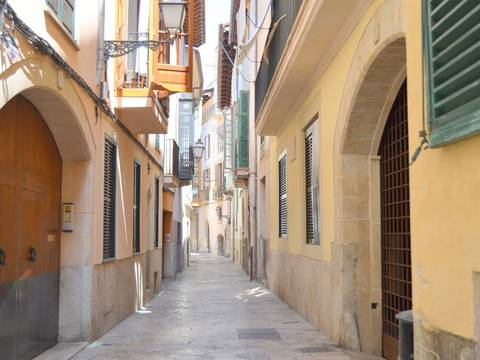 SWOPAL1369 Luxury apartment for sale in the old town of  Palma