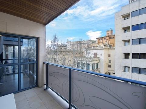 SWOPAL1383 Modern apartment for sale with terrace, Palma center