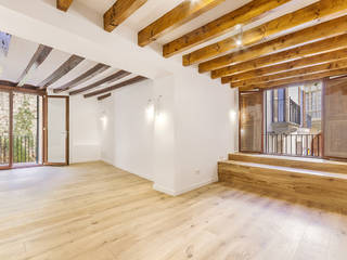 Apartment for sale in Palma Old Town - under renovation with luxury finishes