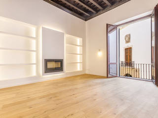 Apartment for sale in Palma Old Town - in an elegant building completely restored