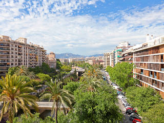 Apartment for sale in Palma with unobstructed views over the town