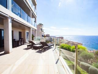 Spectacular apartment for sale in San Agustin  with stunning sea views