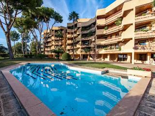 Apartment in one of the most exclusive areas of Palma, next to the Bellver Castle