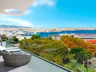 Exclusive new development with absolute privacy and fantastic views