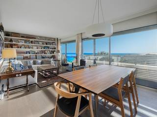 Fantastic high quality penthouse with great views over the bay of Palma