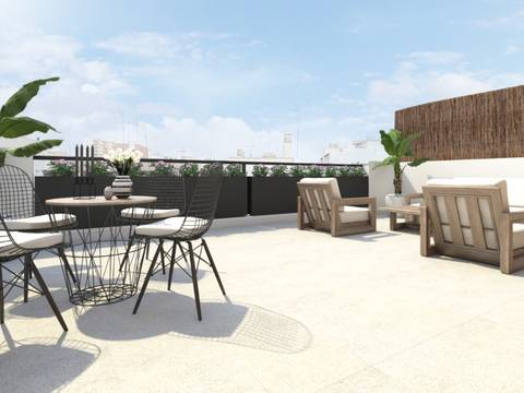 SWOPAL1951 Brand new luxury apartment with views in a peaceful location of Santa Catalina