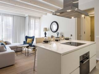Modern fitted apartments in the heart of Palma