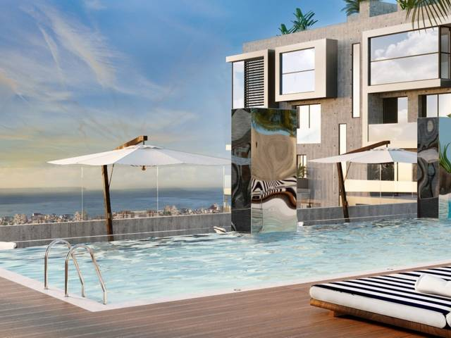 Stunning apartments and penthouses for sale in Portixol