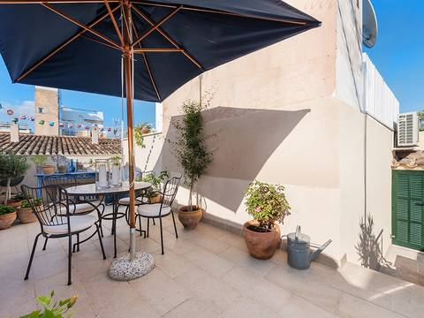 SWOPAL2133 Renovated house in a privileged location of Santa Catalina - Es Jonquet