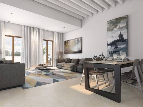 SWOPAL2145 Exclusive house of new construction in the historic centre of Palma