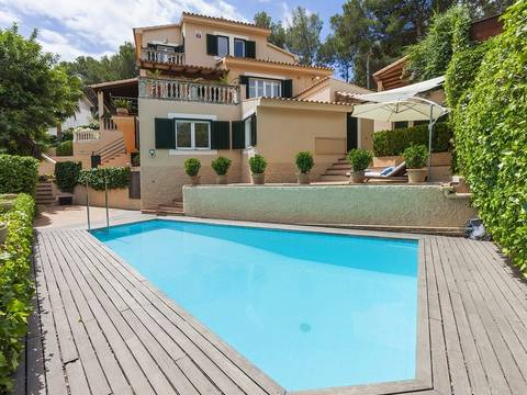 SWOPAL40169 Beautiful Villa located in the prestigious neighbourhood of Bonanova
