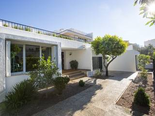 Charming detached villa for sale in Palma, minutes walk from Santa Catalina and the Bellver castle forest